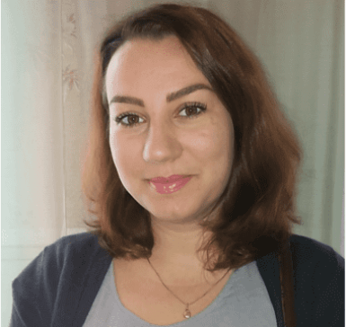 German tutor Julia