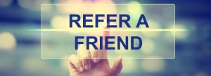 refer friends to online language lessons